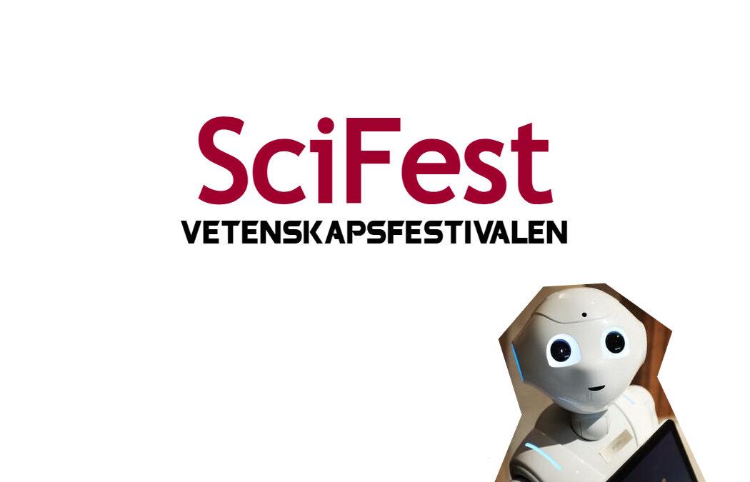 Vetenskapsfestivalen SciFest vid Fyrishov, 2017