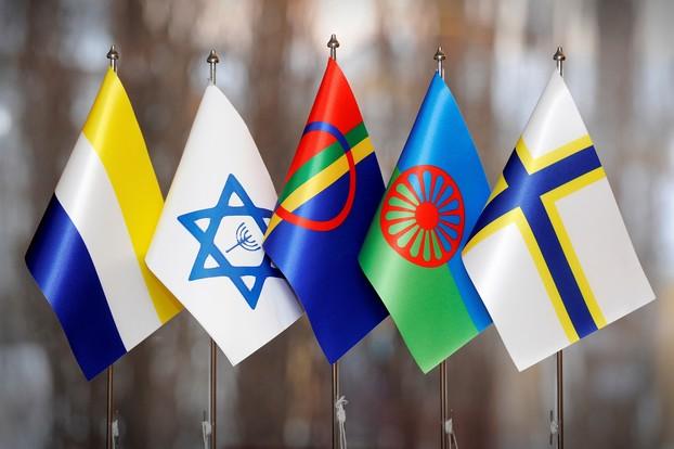 Träff för ungdomar från de nationella minoriteterna | Fredens hus