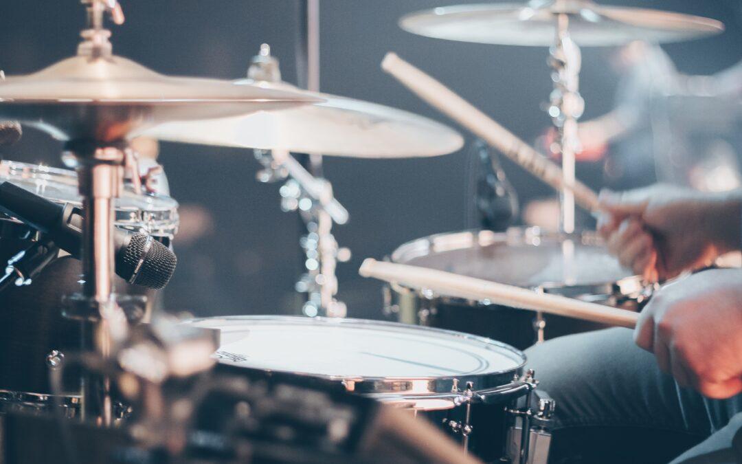 Lär dig spela trummor
