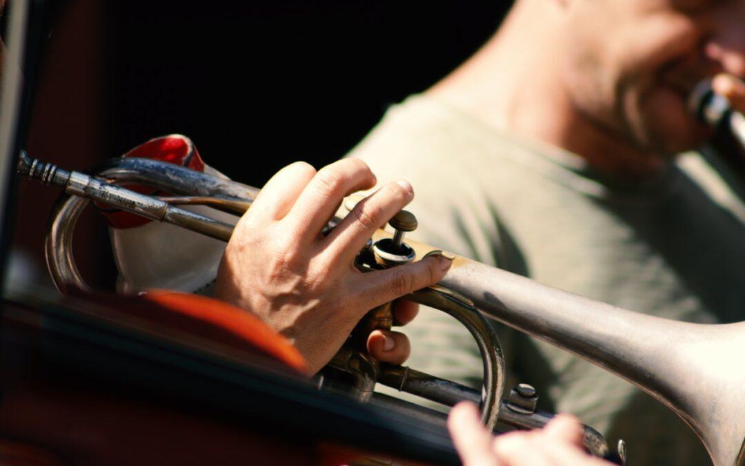 Lära sig spela trumpet
