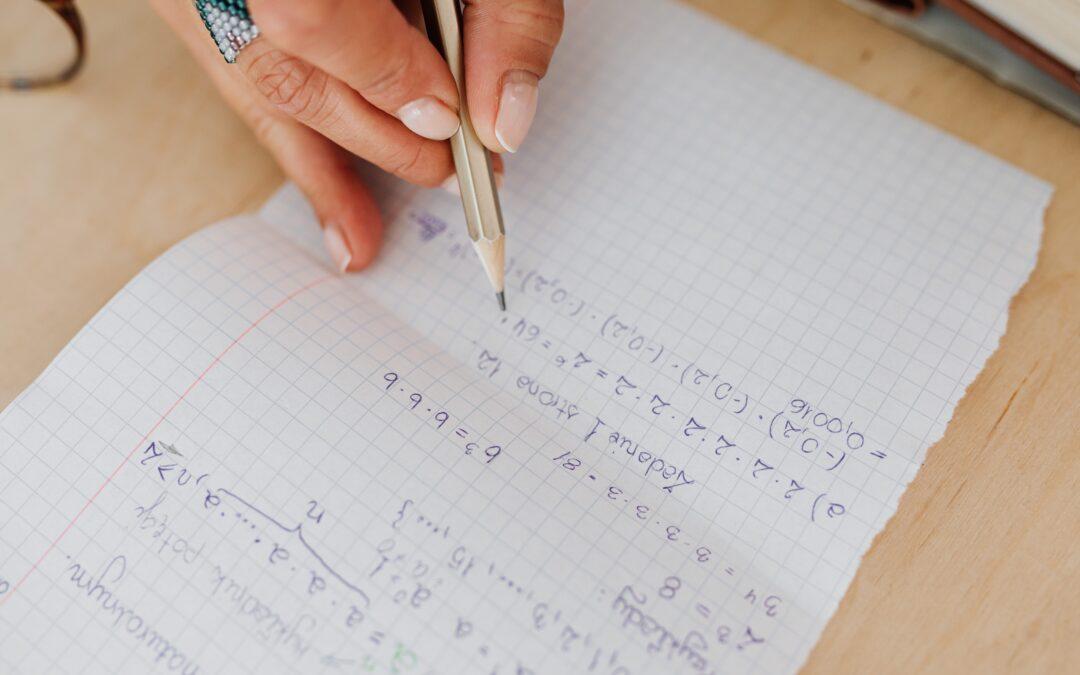 Lär dig mer om matematik